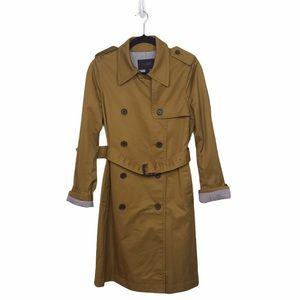 J Crew City Trench Coat